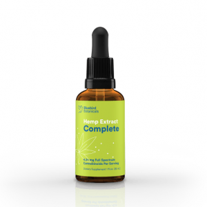 Hemp Complete Oil Extract