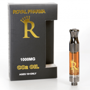 Royal pharm disposable vape pen