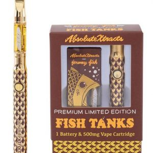 Jeremy Fish Tanks Vape Cartridge