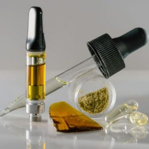 Buy CBD & THC HEMP OIL