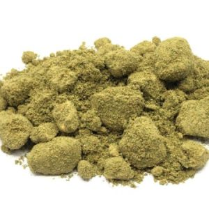 Bell Ringer Strain Kief marijuana concentrate UK