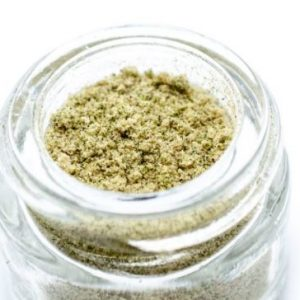 Grapefruit Kush Kief concentrate UK